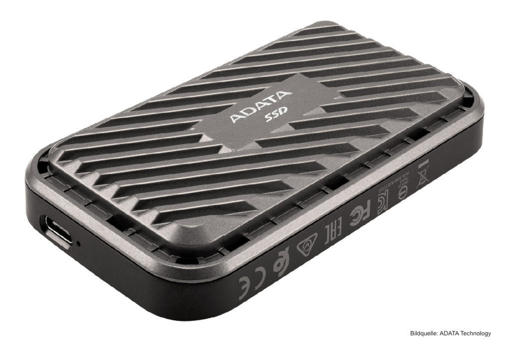 ADATA SSD SE770G externe SSD-Festplatte Solid-State-Drive
