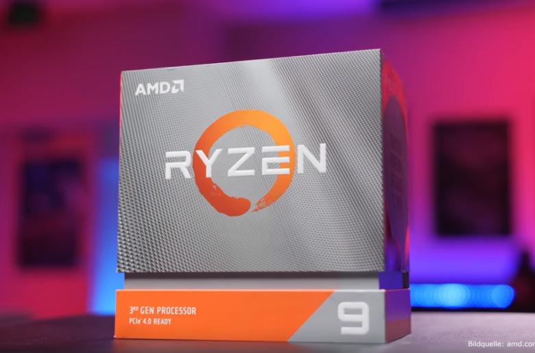 AMD-CPUs für den Sockel AM4