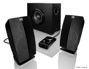 Altec Lansing VS2721 2.1 Soundsystem Lautsprecher
