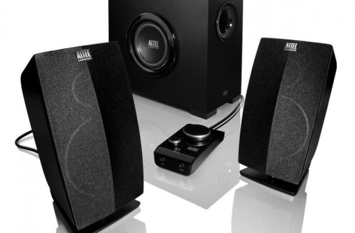 Altec Lansing VS2721 2.1 Lautsprechersystem