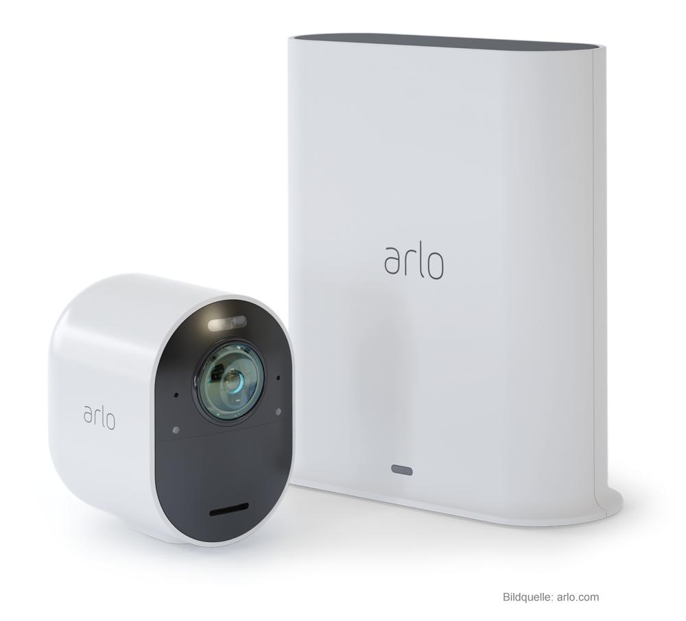 Arlo-Ultra-Drahtloses-4K-HDR-Sicherheits-Kamerasystem