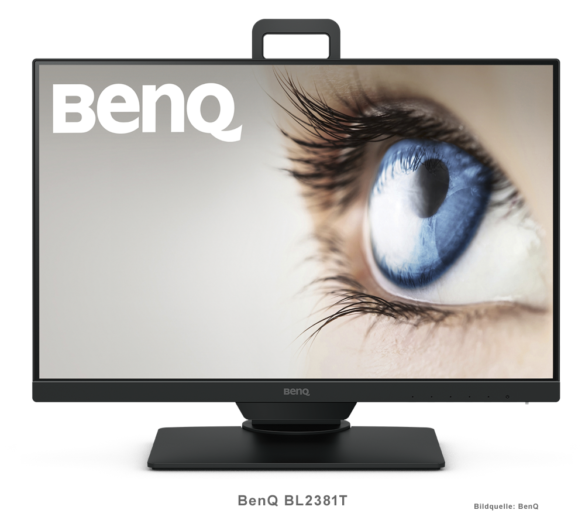 BenQ-BL2381T-LED-Monitor-Front