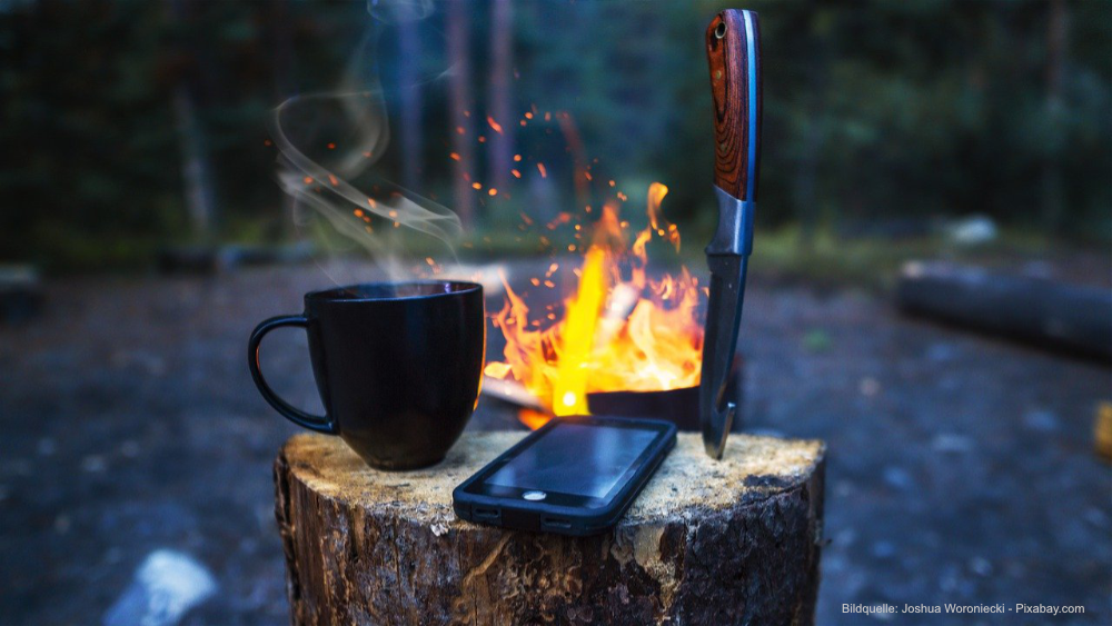 Die fünf besten Outdoor-Handys 2020