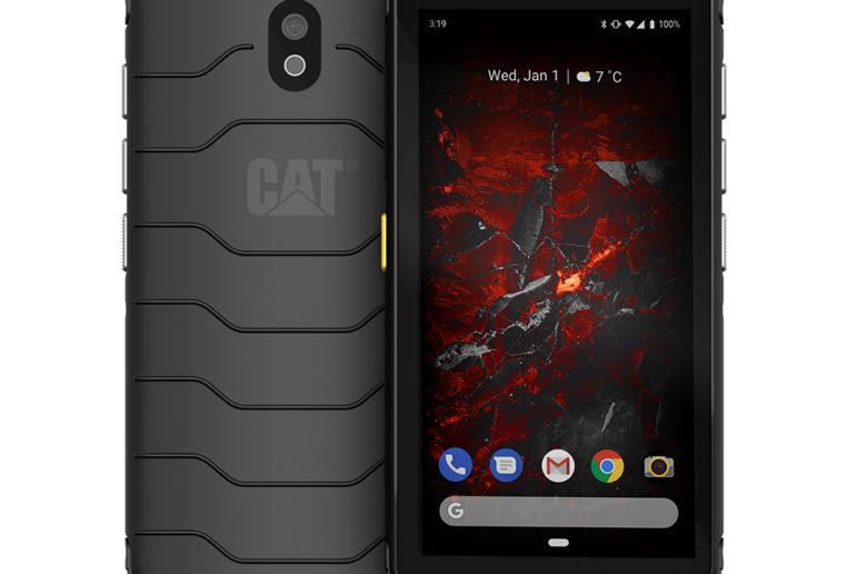 Cat S32 Smartphone vorgestellt - Robustes Handy für den Außeneinsatz