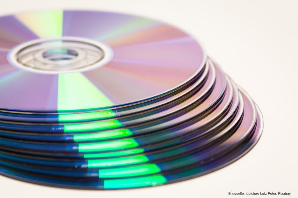 DVD-Formate Übersicht