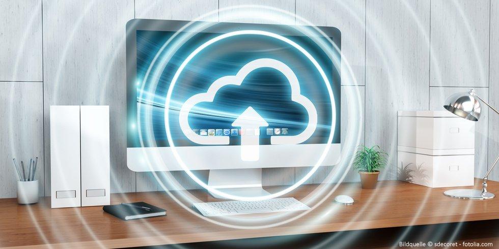 Datensicherung via Cloud