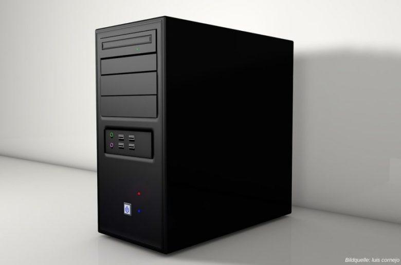 Desktop-PC-grosse-Beliebtheit