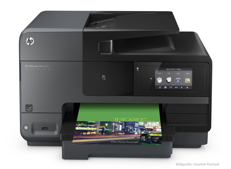 HP Officejet Pro 8620 Multifunktionsgerät