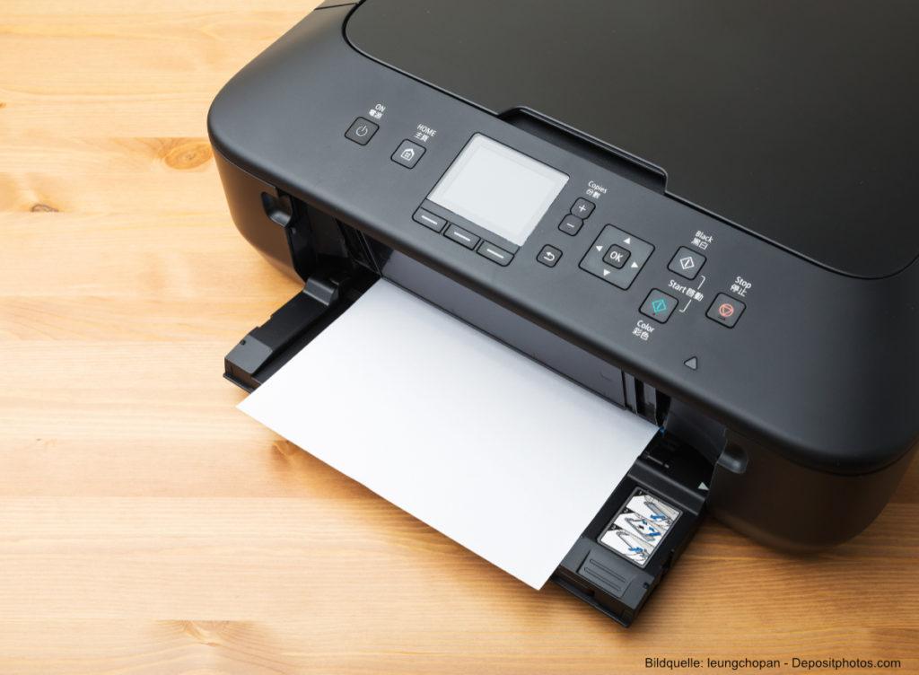 Drucker für kleine Unternehmen und Startups