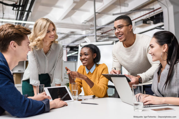 Erfolgreich-Mitarbeitermotivation-IT-Branche