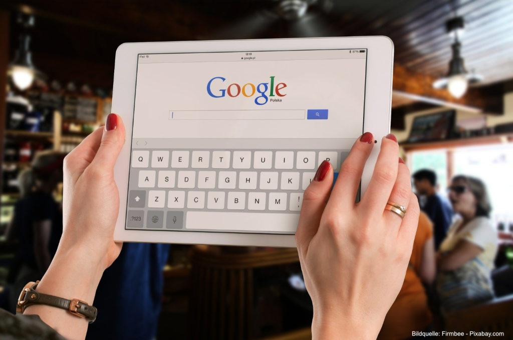 Google wie funktioniert die Suchmaschine