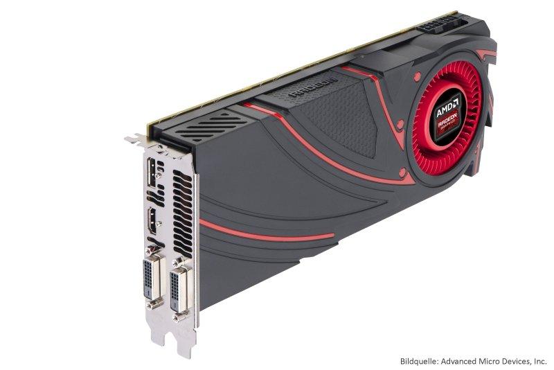 Grafikkarte AMD Radeon R9 290