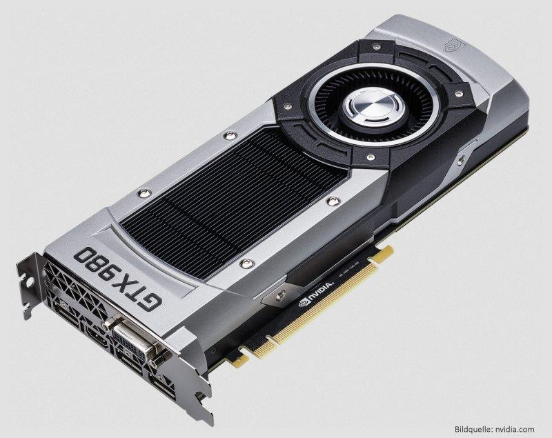 Grafikkarte Nvidia Geforce GTX-980