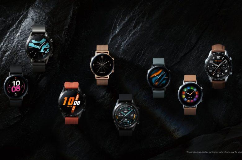 Neue Huawei GT2 Smartwatch mit Tracking-Monitoring angekündigt