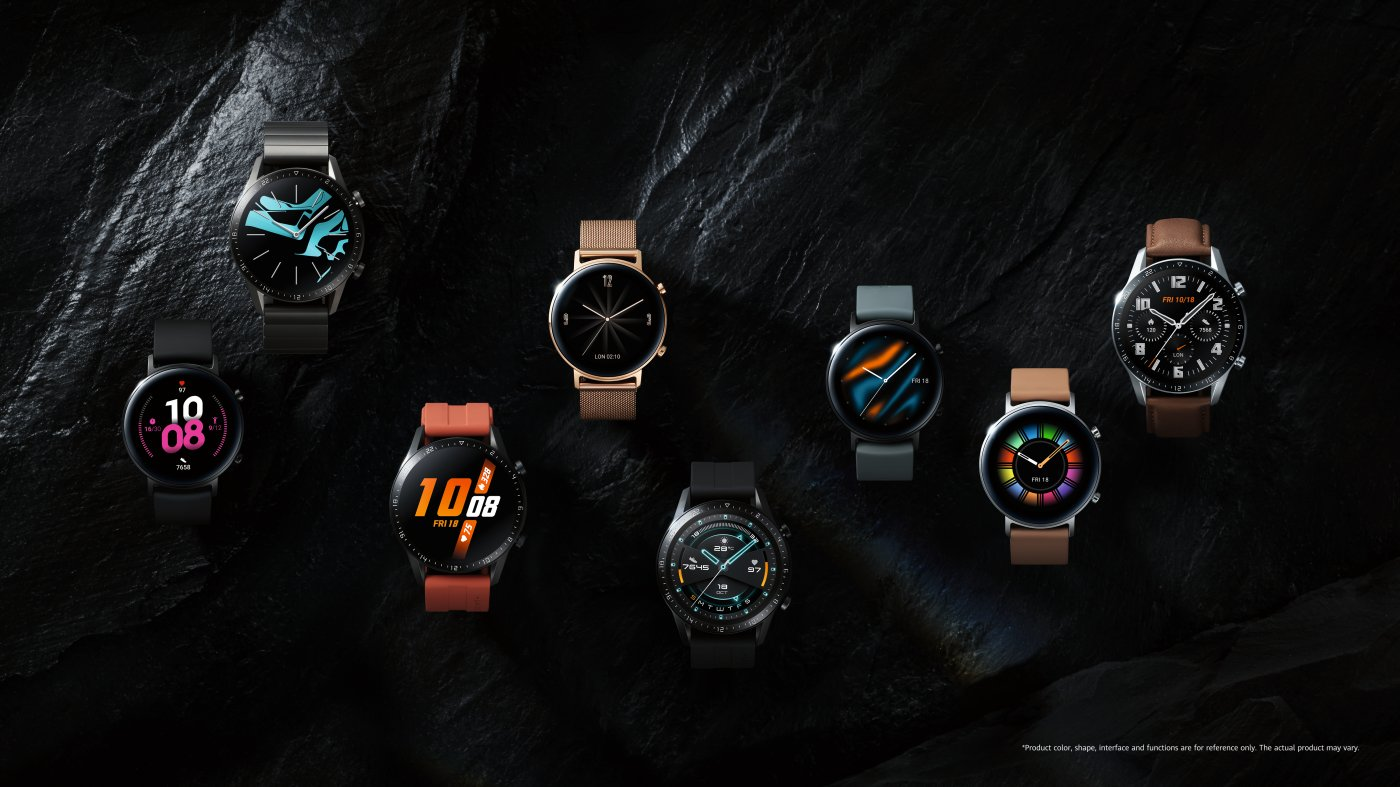 Neue Huawei GT2 Smartwatch mit Tracking-Monitoring
