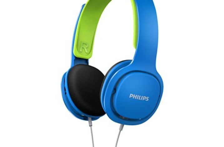 Kopfhörer für Kinder mit begrenzter Lautstärke