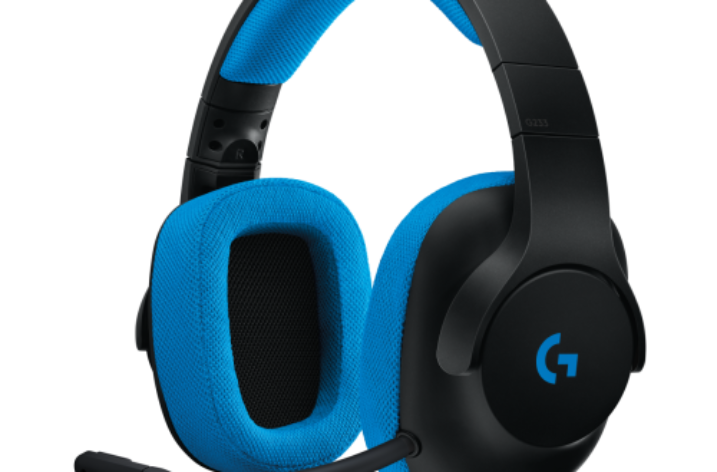 Logitech G433 und G233 Gaming-Headsets