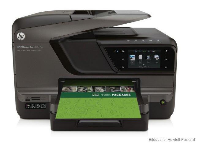 HP OfficeJet Pro 8600 Plus Multifunktionsgerät