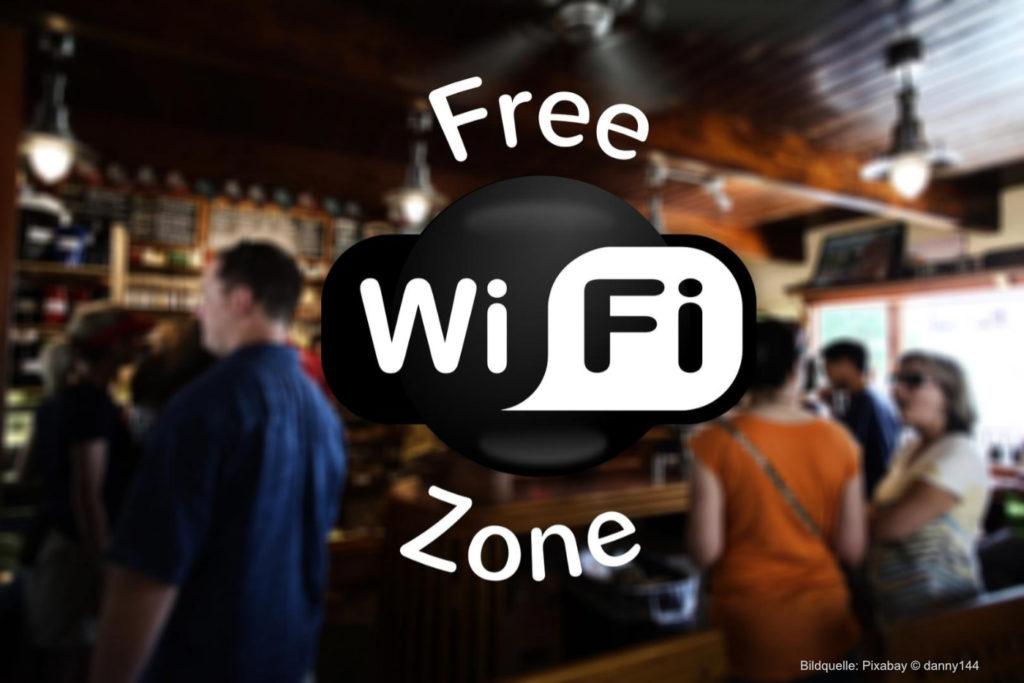 Ein VPN-Netzwerk bietet seinen Usern Sicherheit, wenn sie beispielsweise in einem öffentlichen WLAN-Netzwerk surfen.