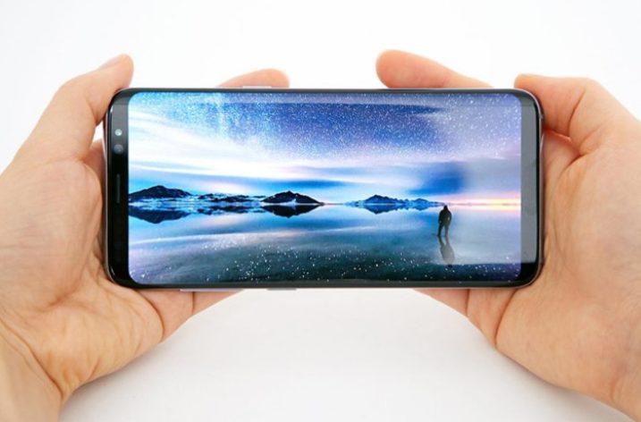 Samsung Galaxy S8 Smartphone: Das neue Flagschiff
