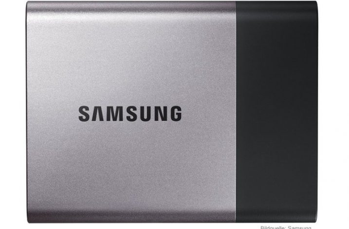 Datensicherung auf externen SSD-Festplatten