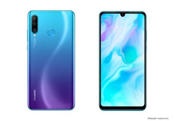Smartphone-HUAWEI-P30-lite