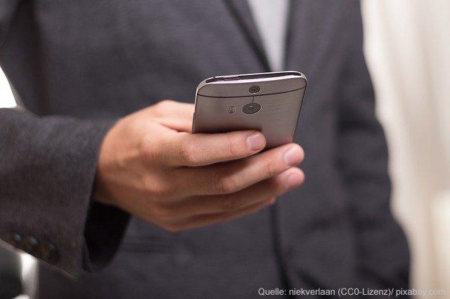 Smartphone Vielnutzer