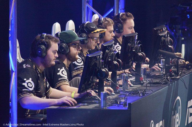 Teamspeak-Online-Gaming