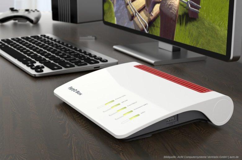 Vier Tipps für Gaming mit den FRITZ!Box Router-Modellen