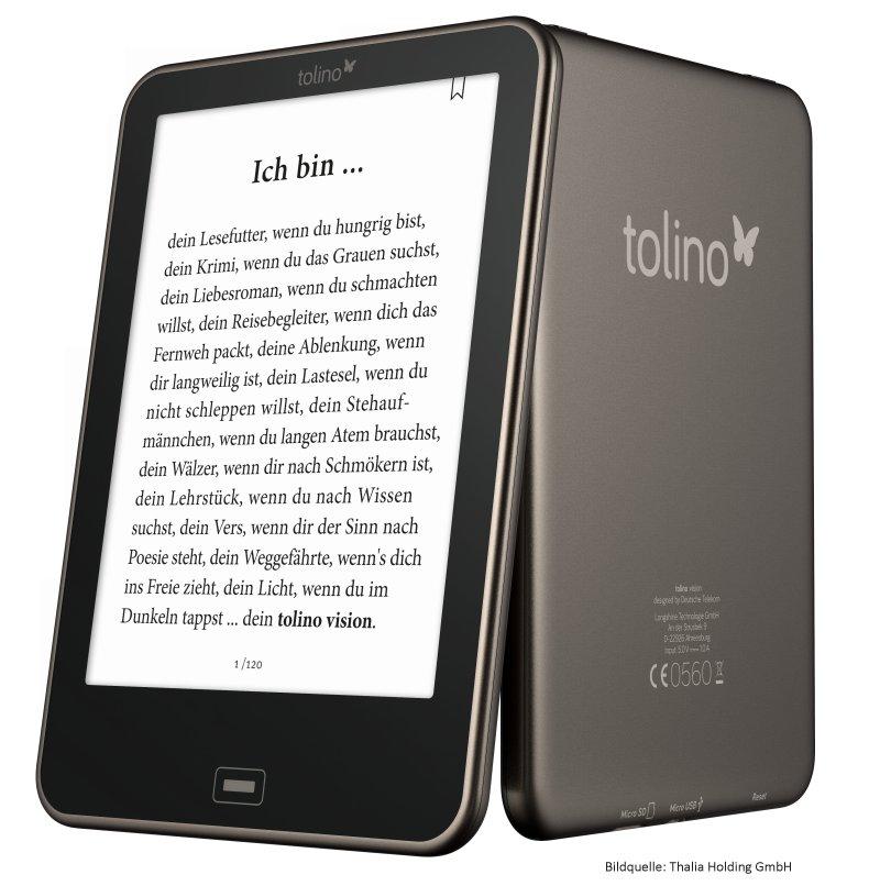 Tolino Vision Ebook-Reader