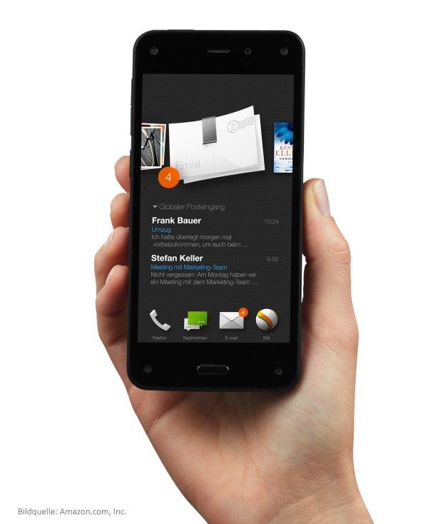 Smartphone Amazon Fire Phone