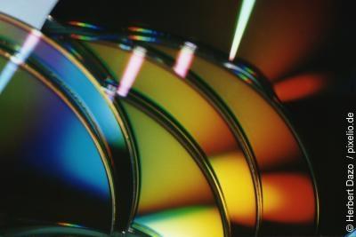 Wie hoch ist die Lebensdauer von CD und DVD Rohlingen