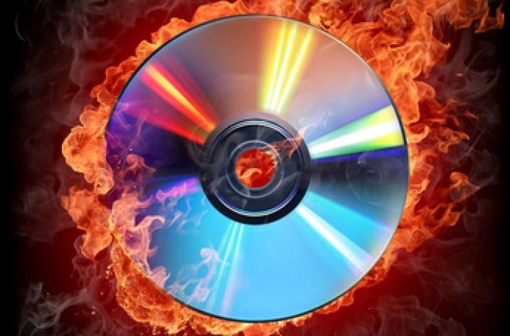 CD-Brenner Liste zum Thema überbrennen