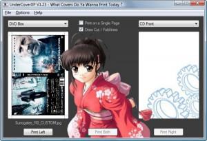Kostenlose Software zum Erstellen von CD und DVD Covern.