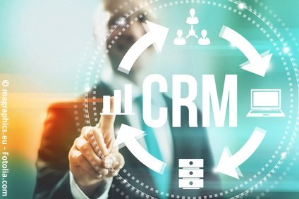 Customer-Relationship-Management CRM