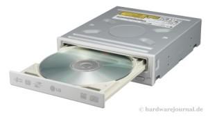 DVD-Brenner LG GSA-H22L mit Lightscribe