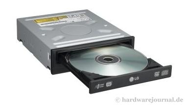 DVD-Brenner LG GSA-H62N D