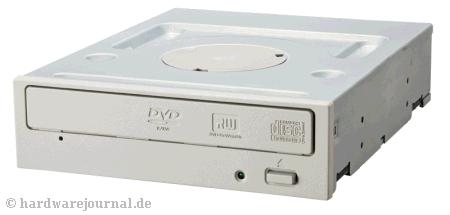 DVD-Brenner Pioneer DVR-116D