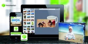 Kostenlose iPad-App von fotokasten.de im Test