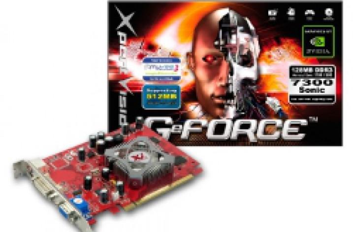 XpertVision GeForce7300 Sonic Grafikkarte