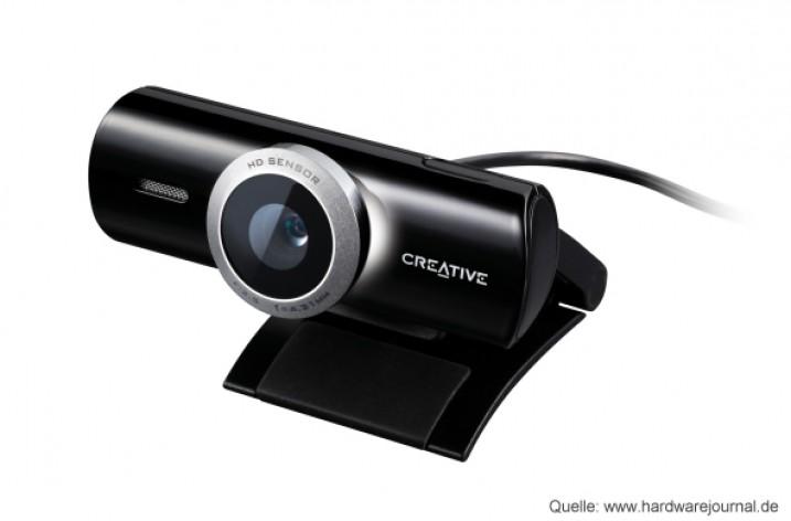 Creative Live Cam Socialize HD Webcam