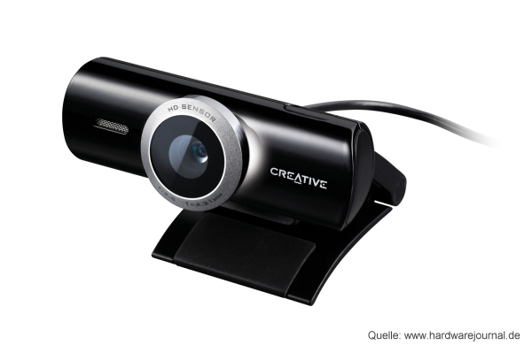 Creative Live Cam Socialize HD Webcam im Test