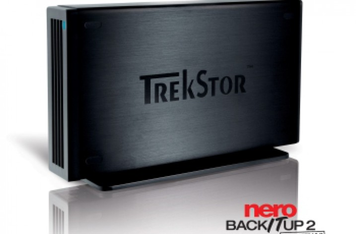 TrekStor DataStation maxi m.u