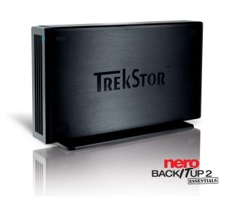 Fetplatte TrekStor DataStation maxi m.u. im Test