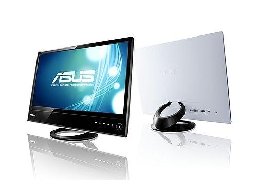 Der ASUS ML238H TFT-Monitor mit 23 Zoll im Test.