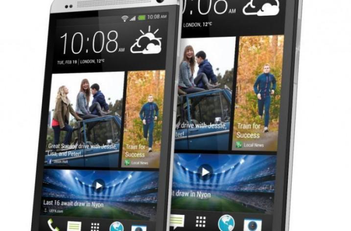 Das HTC One Mini Smartphone vorgestellt