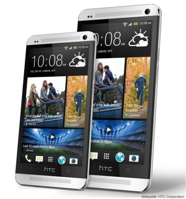Smartphone HTC one mini