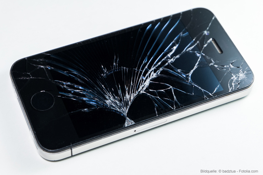 Smartphone-Reparatur iPhone Display selber reparieren
