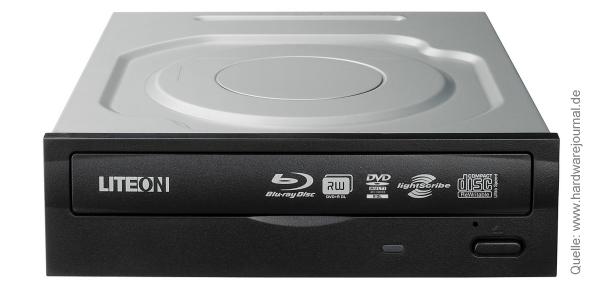 Liteon IHBS212 Blu-ray Brenner