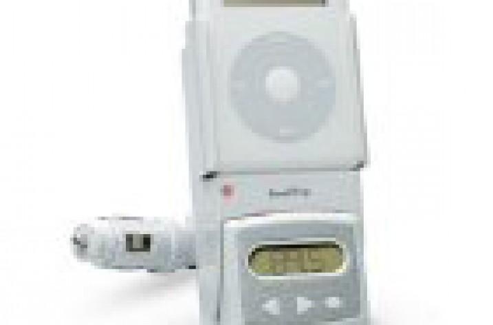FM-Transmitter: MP3-Musik im Auto
